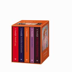 Vestdijk Cassette (vijf romans)