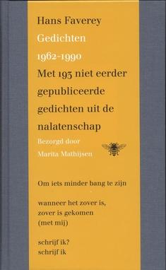 Gedichten 1962 – 1990