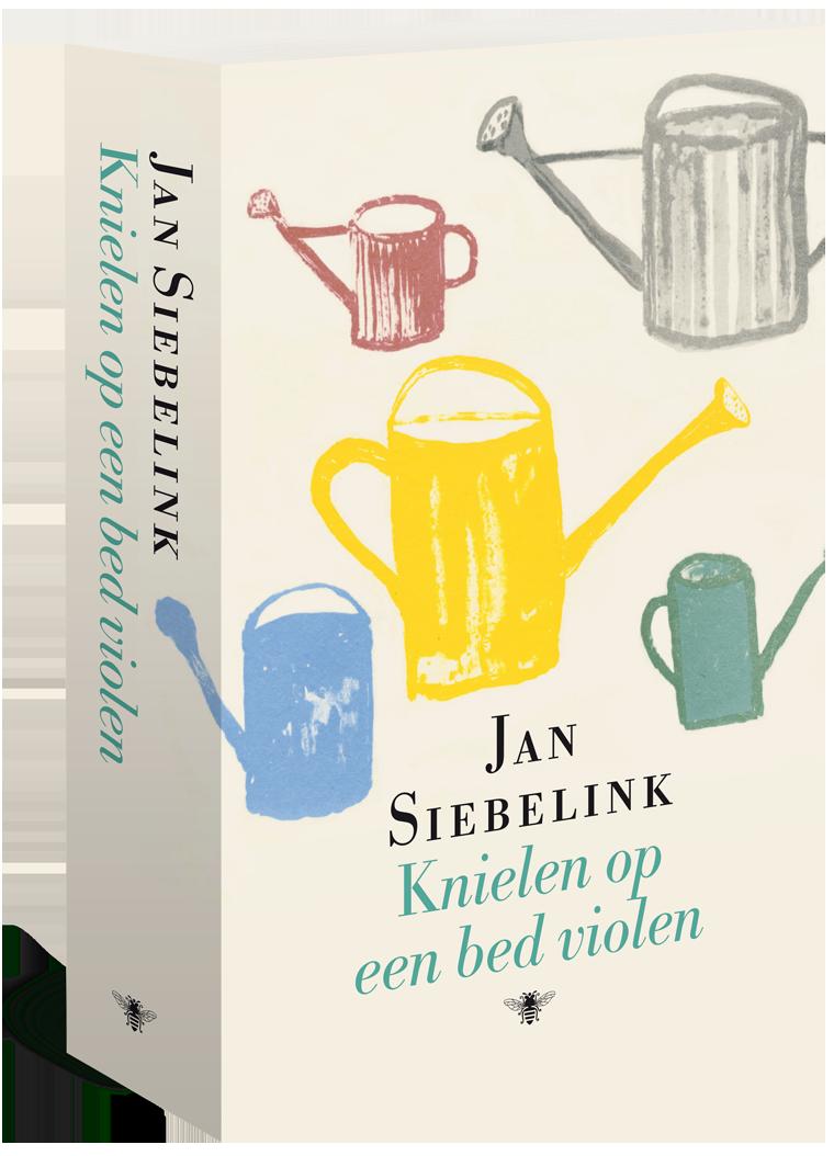 Knielen op een bed violen (jubileum-editie)