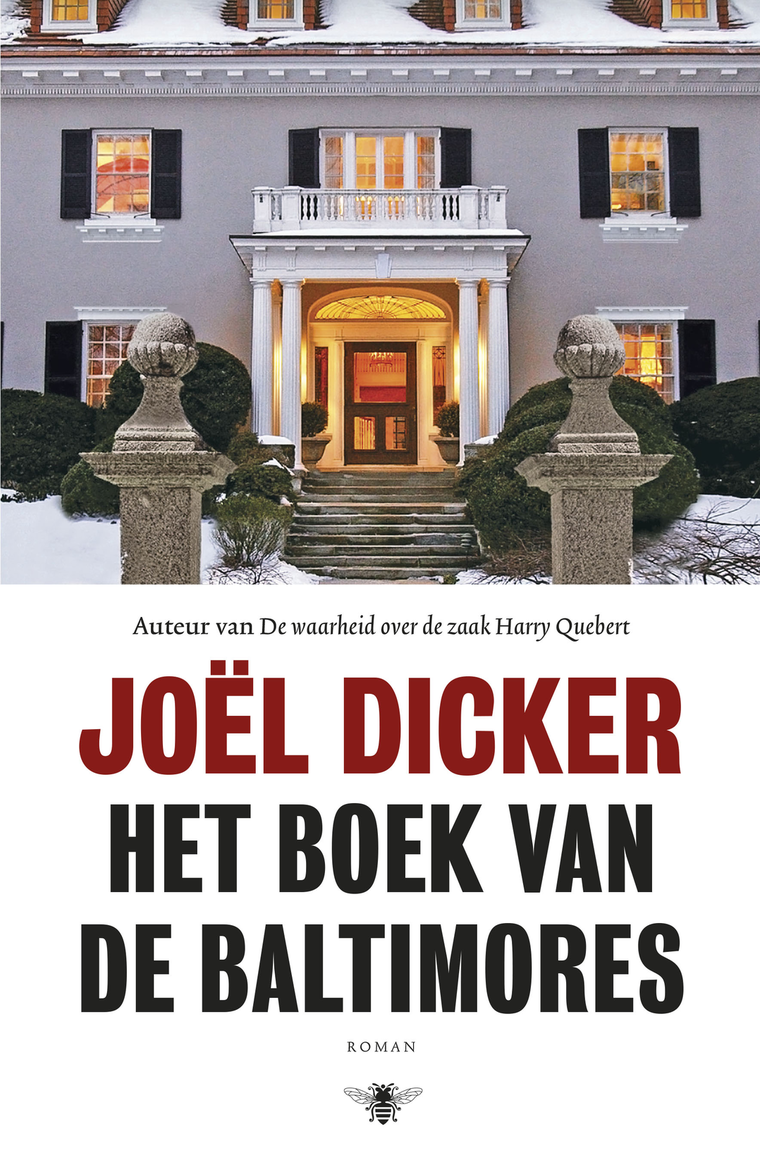 Het boek van de Baltimores