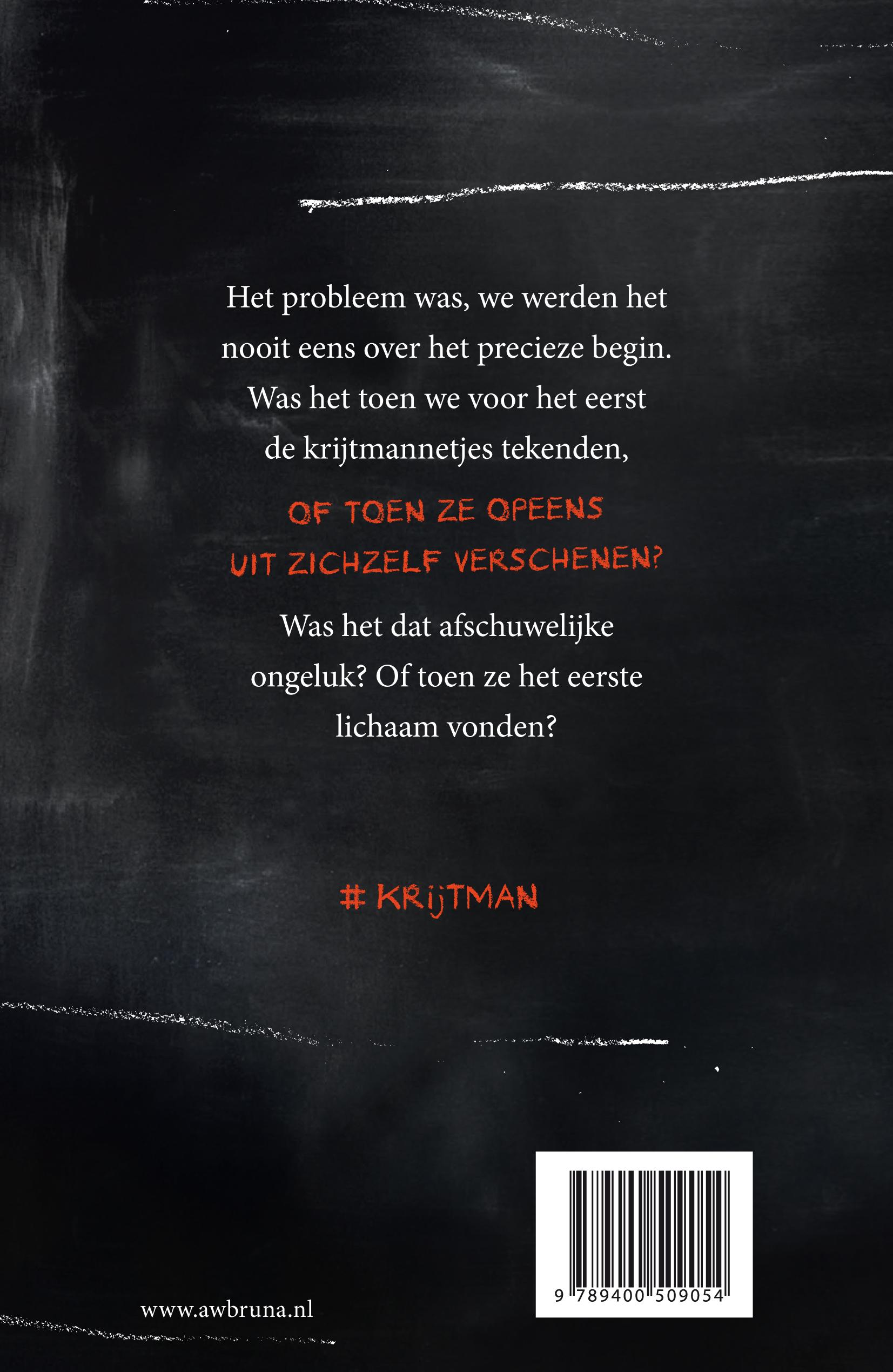 De Krijtman