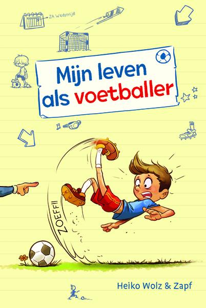 Mijn leven als voetballer