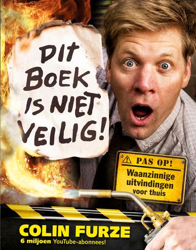 Dit boek is niet veilig!