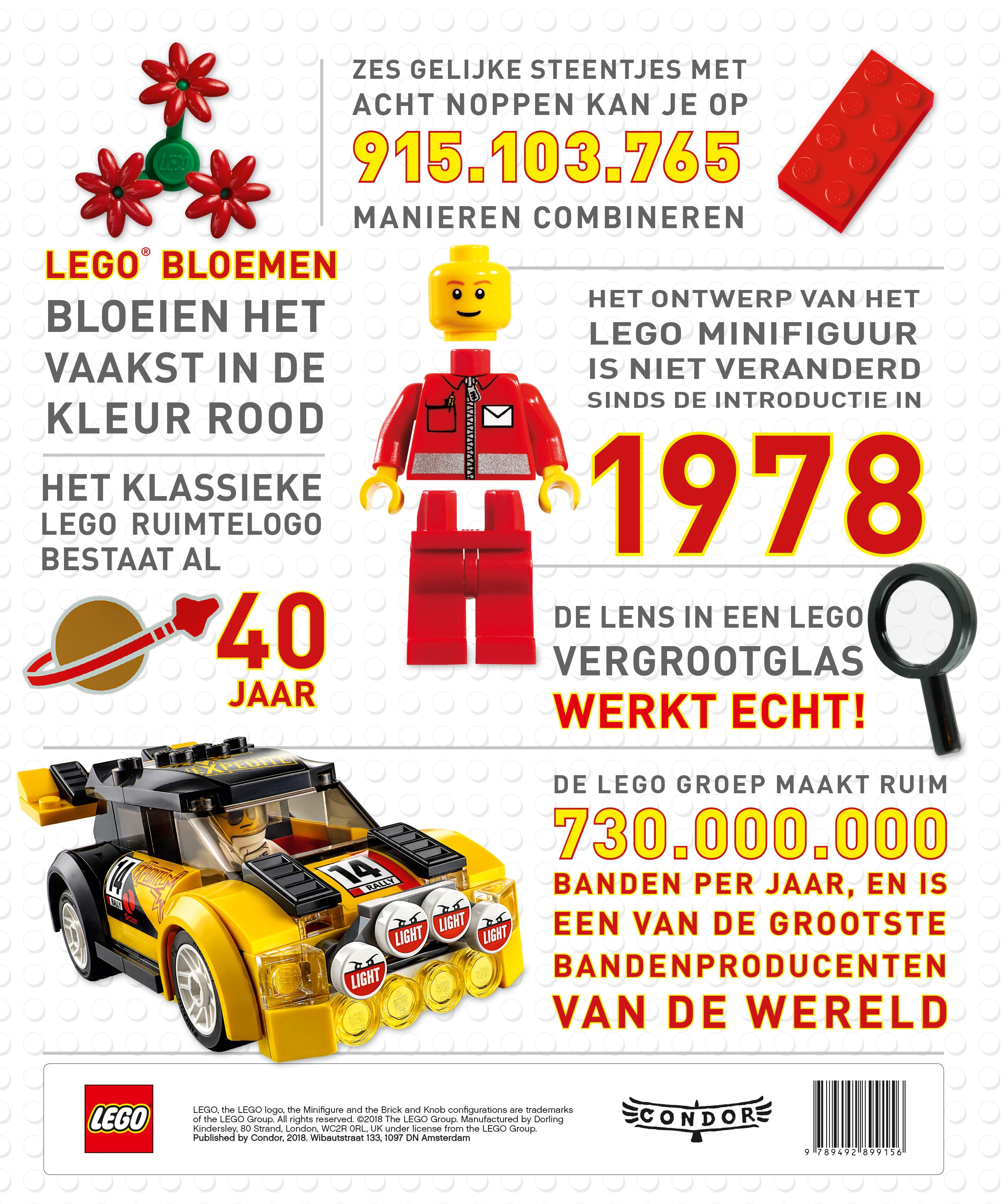 LEGO – Echt alles wat je zou moeten weten