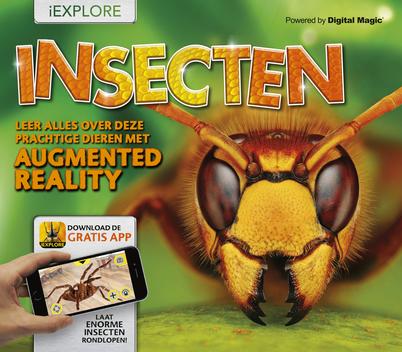 iExplore – Insecten