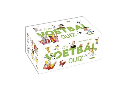Quizbox voetbalquiz