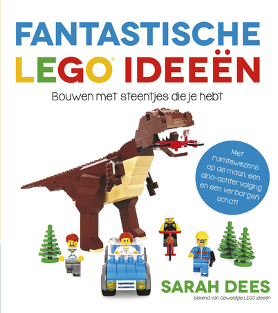 Fantastische LEGO ideeën