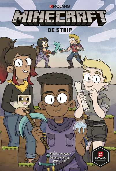 Minecraft – De strip