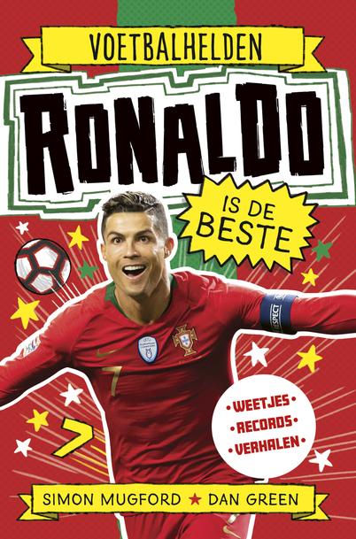 Voetbalhelden – Ronaldo is de beste