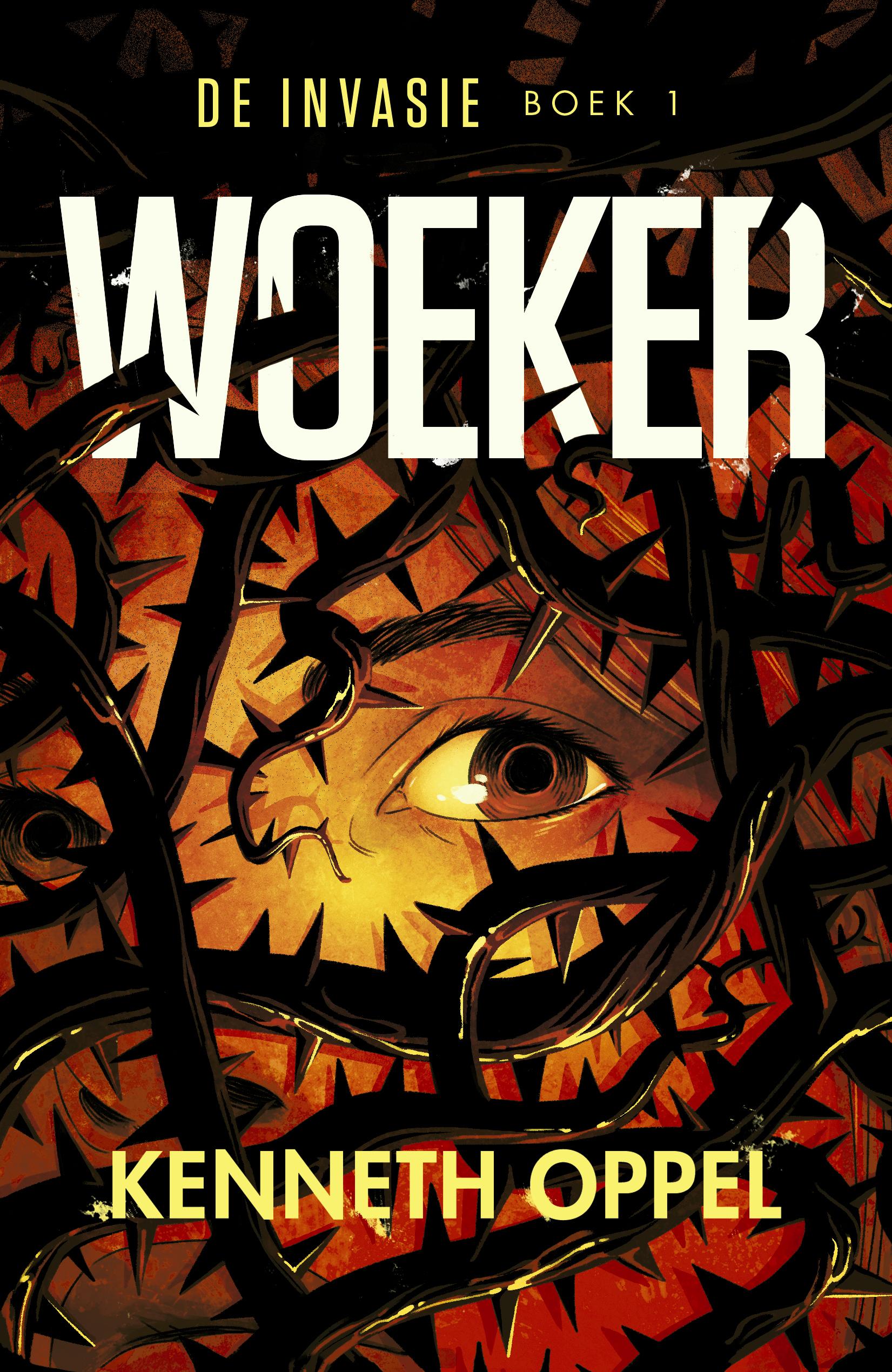 Woeker - Kenneth Oppel - Kinderboeken.nl