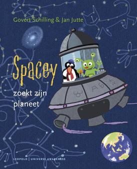 Spacey zoekt zijn planeet