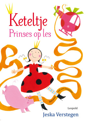 Keteltje – Prinses op les