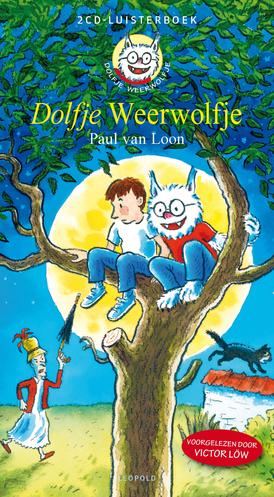 Dolfje Weerwolfje Luisterboek