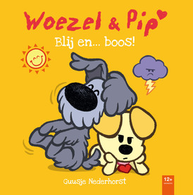 Woezel & Pip – Blij en boos!