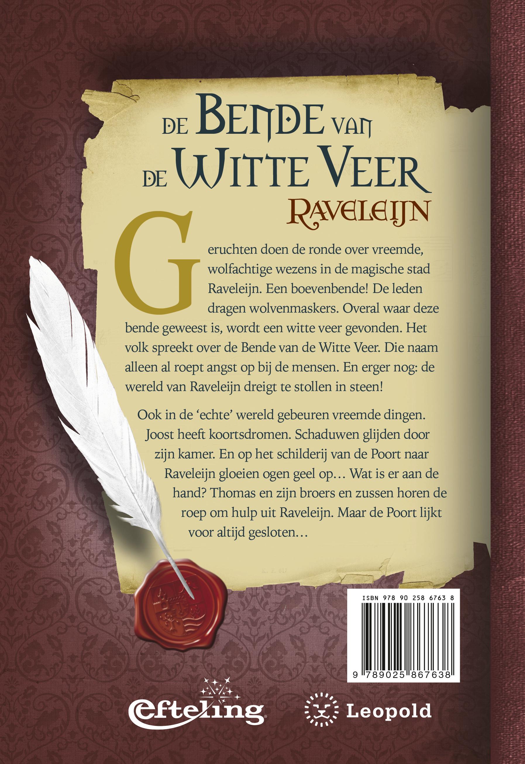 Raveleijn – De bende van de Witte Veer