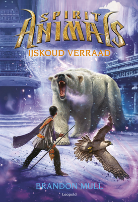 Spirit Animals 4 – IJskoud verraad