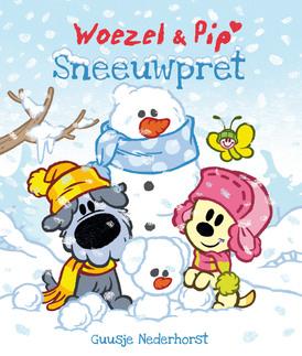 Woezel & Pip * Sneeuwpret