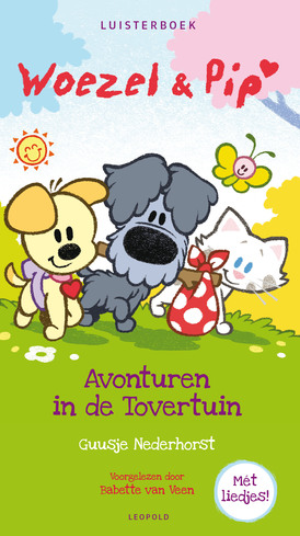 Woezel & Pip – Avonturen in de Tovertuin [CD]
