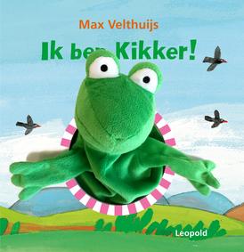 Ik ben Kikker! + handpop
