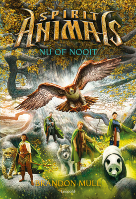 Spirit Animals 7 – Nu of nooit