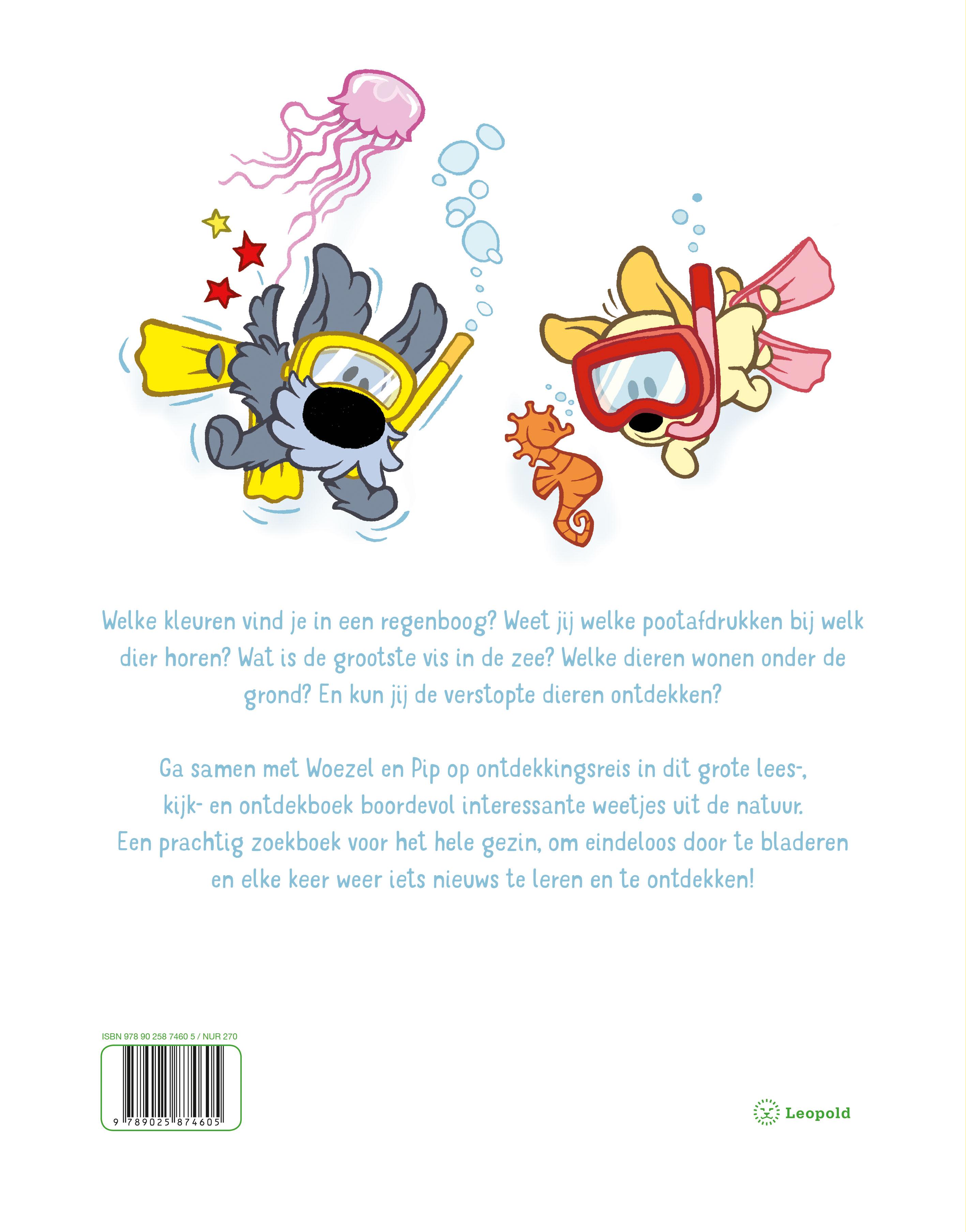 Woezel & Pip – Geheimen van de Tovertuin