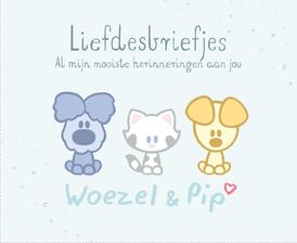 Woezel & Pip Baby – Liefdesbriefjes