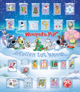 Woezel & Pip – Aftellen tot kerst