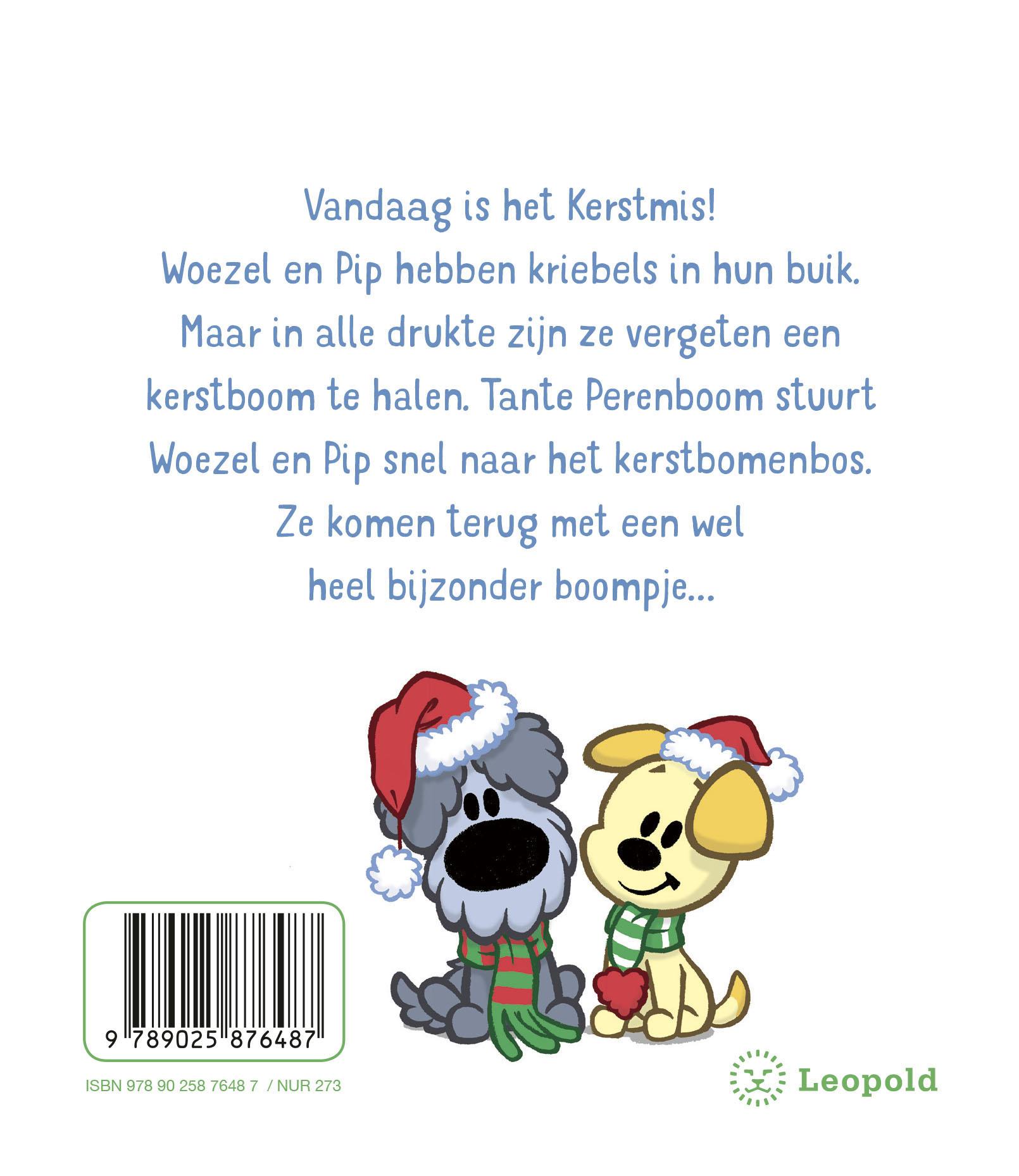 Woezel & Pip – Kerst in de Tovertuin