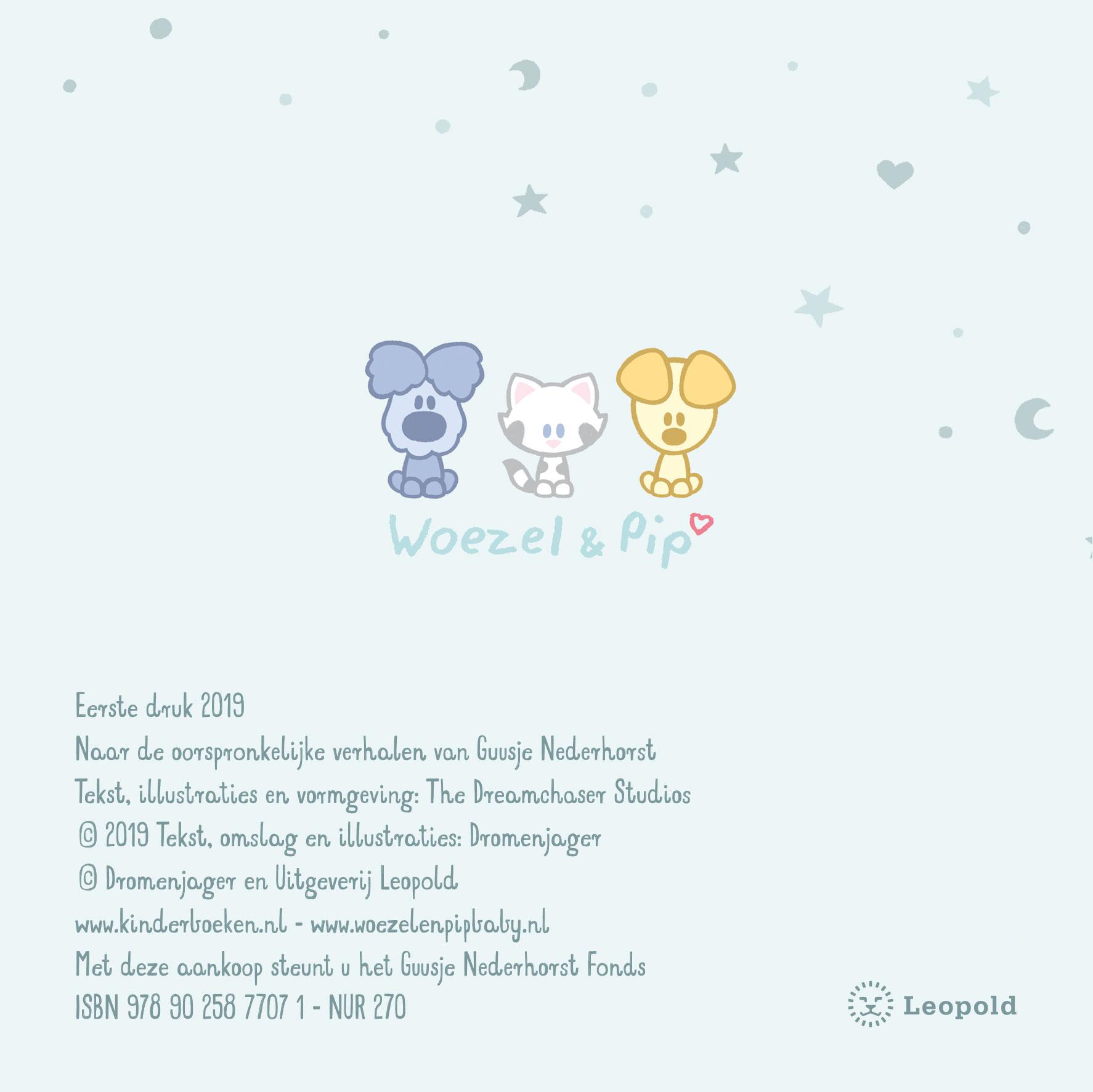 Woezel & Pip Baby – Lekker in bad