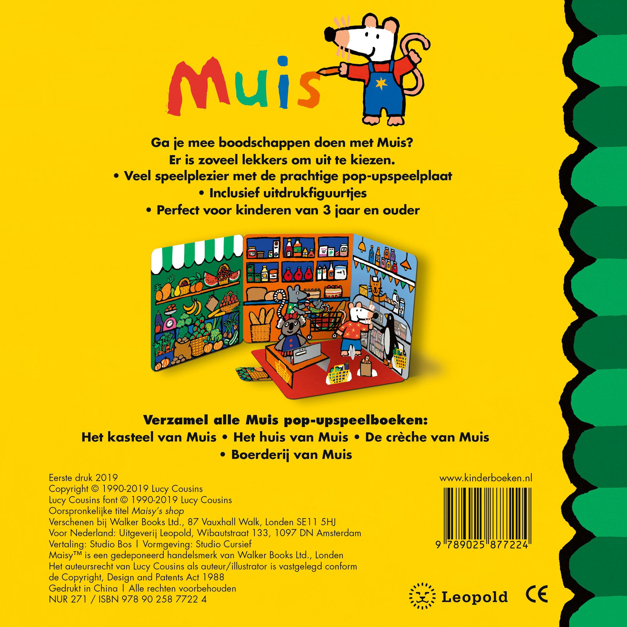 Het winkeltje van Muis