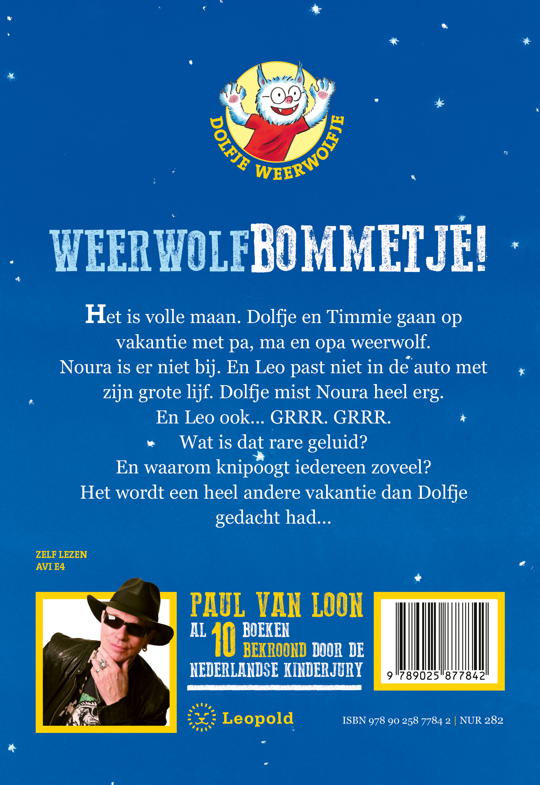 Weerwolfbommetje!