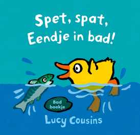Spet spat, Eendje in bad!