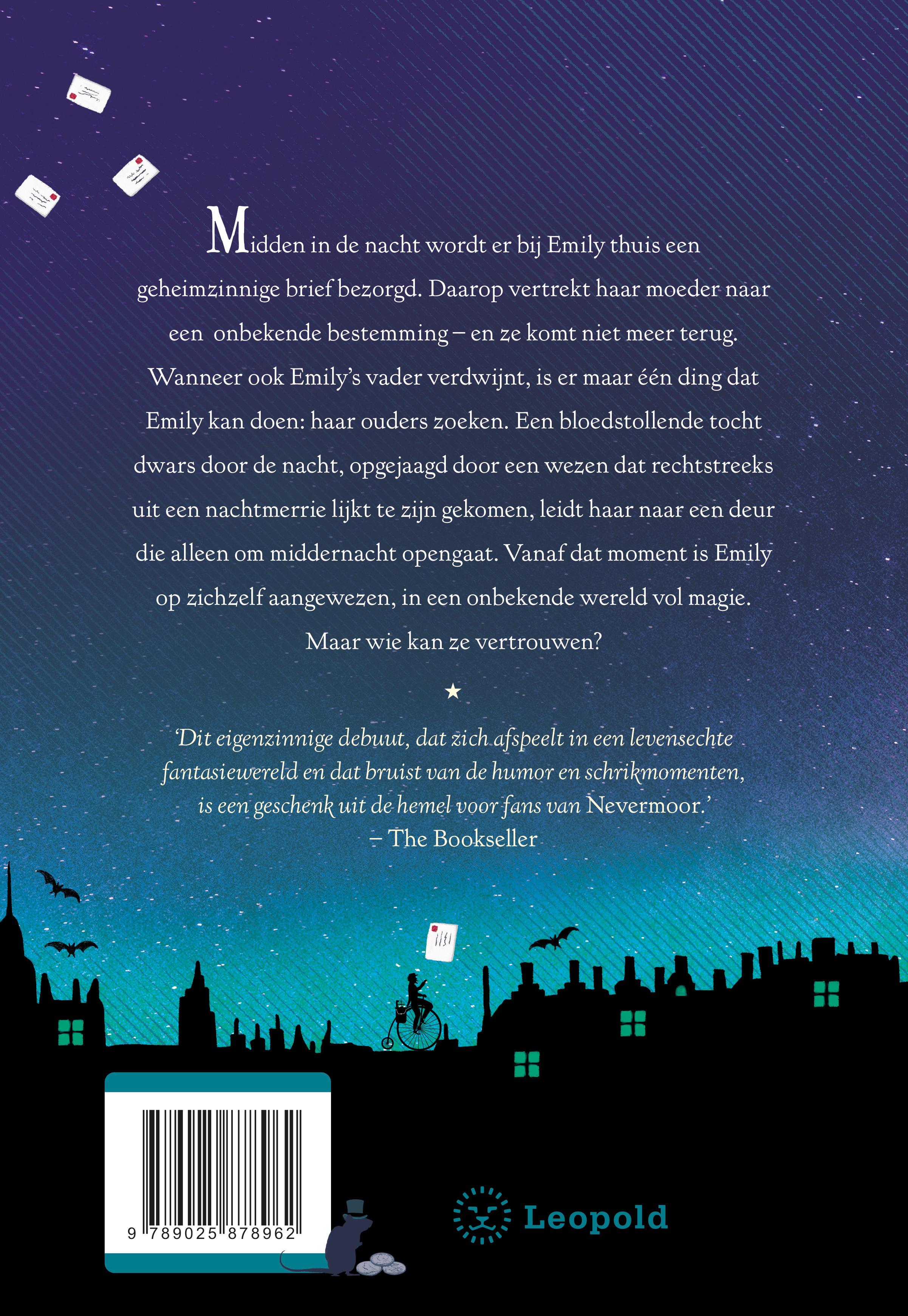 De brief om middernacht
