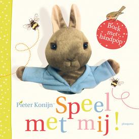 Pieter Konijn: Speel met mij!