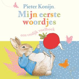 Pieter Konijn – Mijn eerste woordjes