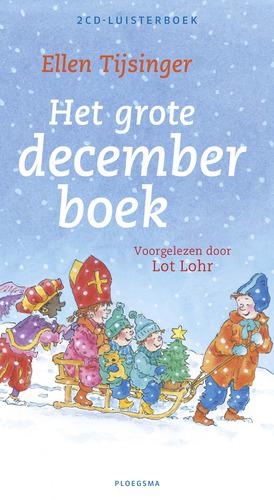 Het grote decemberboek Luisterboek 2CD
