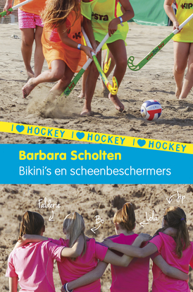 I love hockey 3: Bikini's en scheenbeschermers