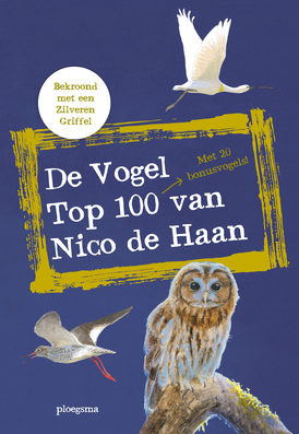 De vogel top 100 van Nico de Haan