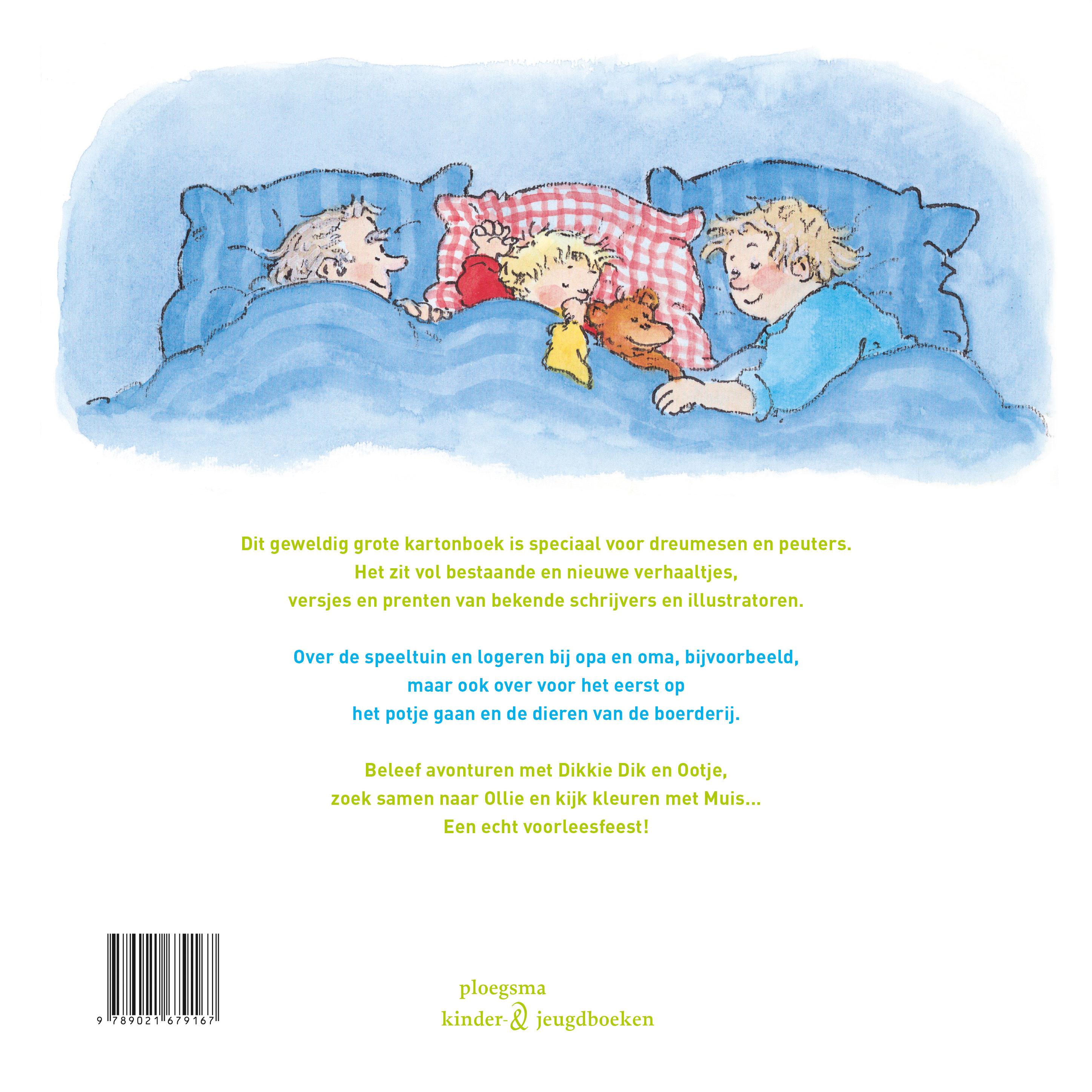 Het grote kijk- en voorleesboek voor rond de 2 jaar