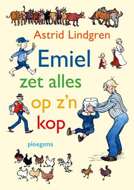 Emiel zet alles op z'n kop