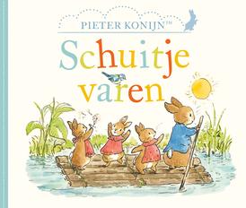 Pieter Konijn: Schuitje varen