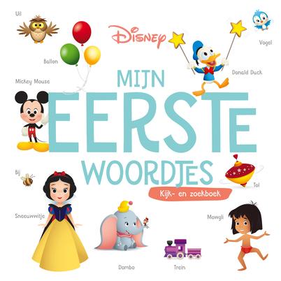 Disney – Mijn eerste woordjes