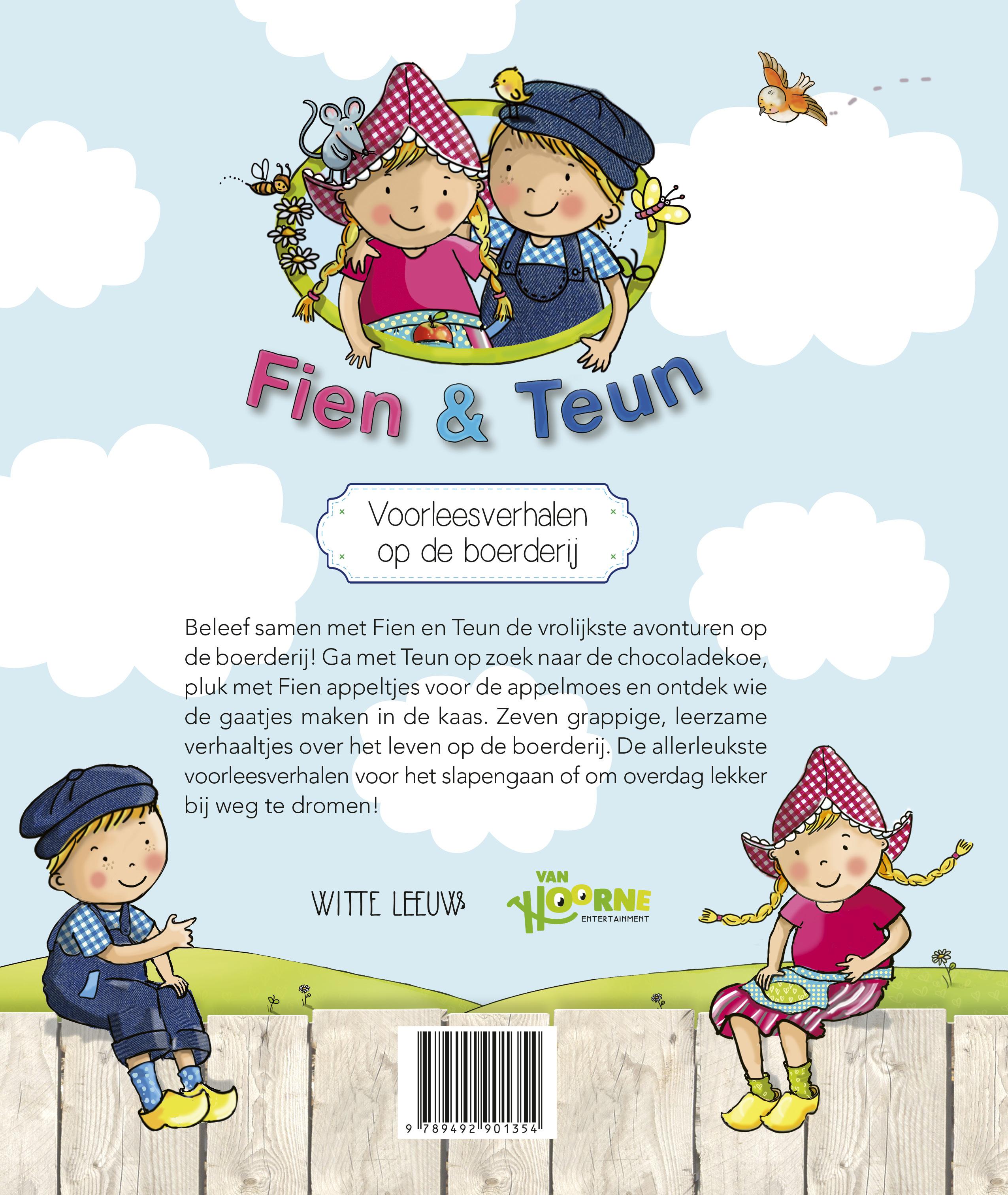 Fien & Teun – Voorleesverhalen op de boerderij