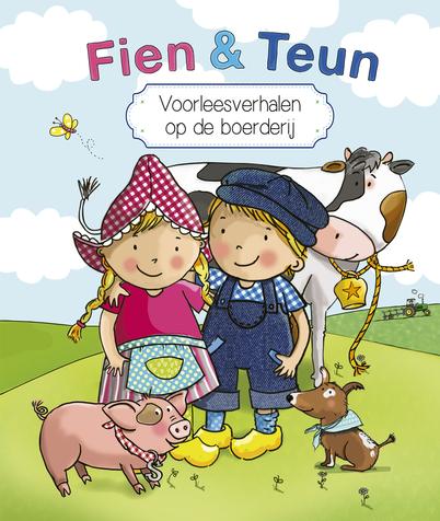 Fien en Teun – Voorleesverhalen op de boerderij