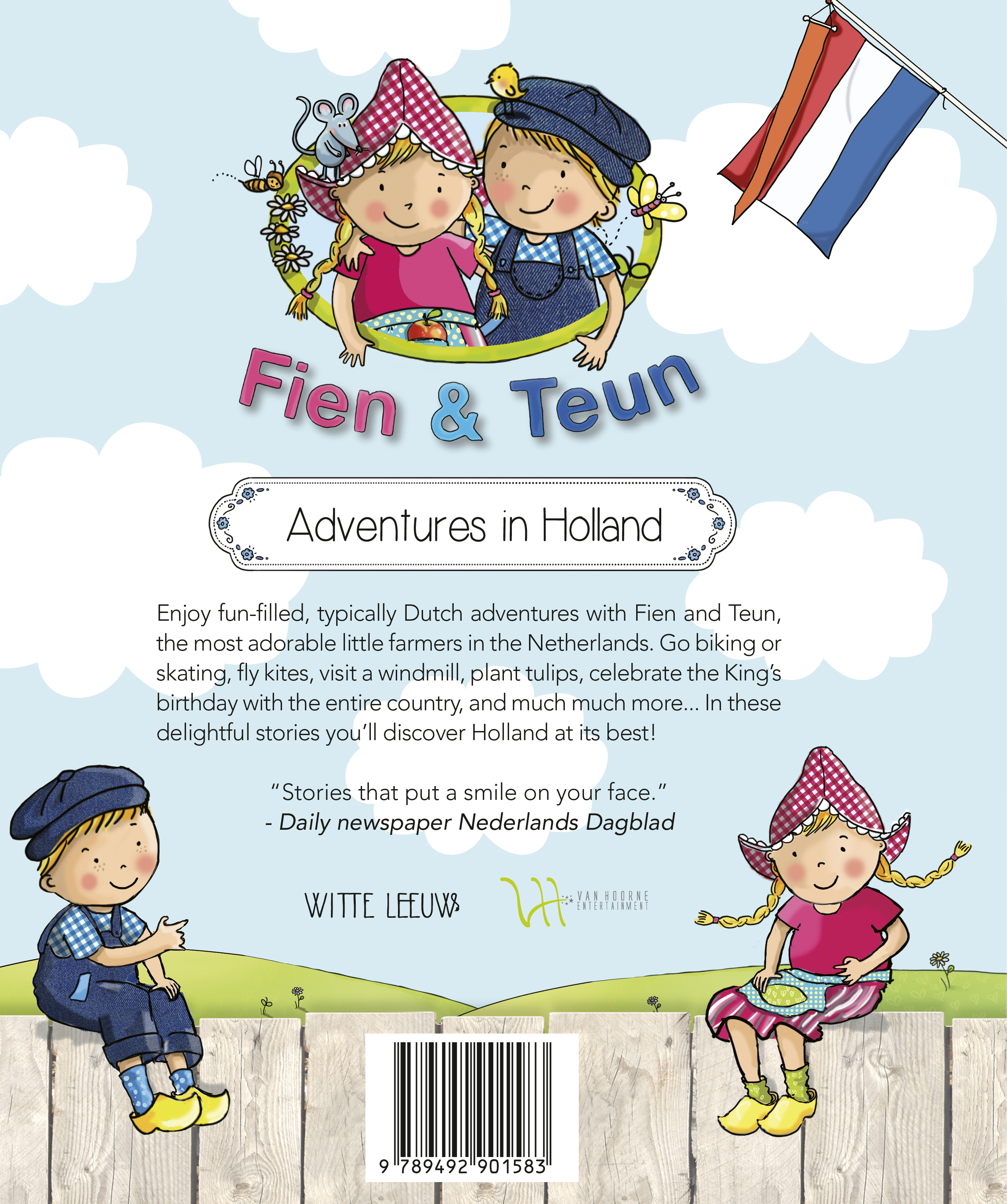 Fien & Teun – Adventures in Holland