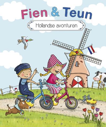 Fien & Teun – Hollandse avonturen