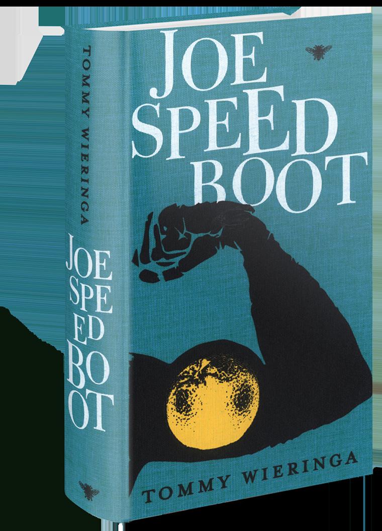 Citaten Joe Speedboot : Tommy wieringa de bezige bij