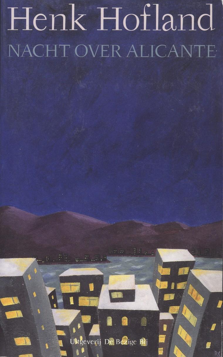 Nacht over Alicante